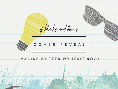 Cover Reveal: Imagine by Teen Writers' Nook