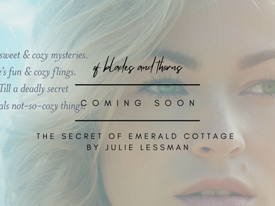 Coming Soon: The Secret of Emerald Cottage by Julie Lessman