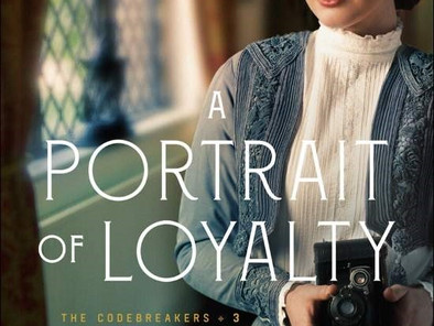 Review: A Portrait of Loyalty by Roseanna M. White