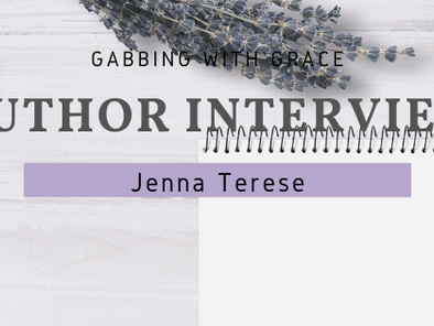 Author Interview: Jenna Terese