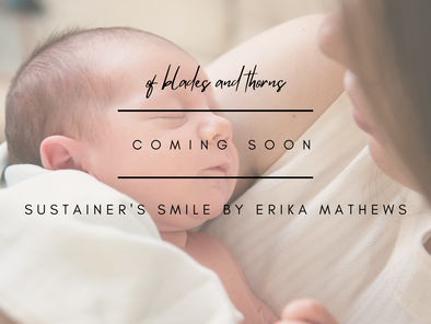 Coming Soon: Sustainer's Smile by Erika Mathews