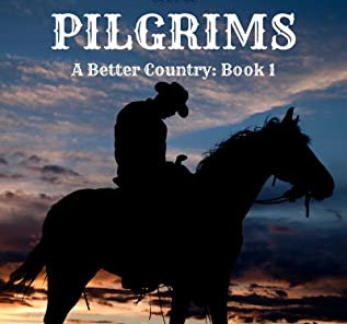 Review: Strangers and Pilgrims by Kristina Hall