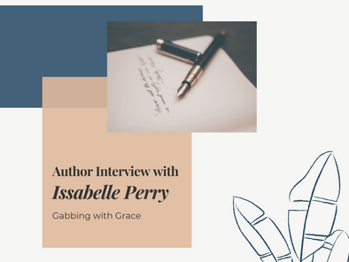 Author Interview: Issabelle Perry
