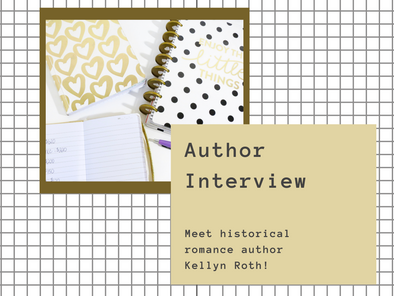 Author Interview: Kellyn Roth