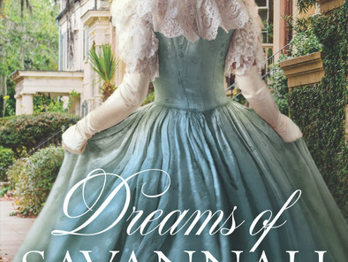 Review: Dreams of Savannah by Roseanna M. White