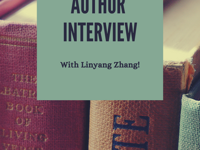 Author Interview: Linyang Zhang