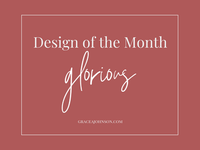 Design of the Month: Glorious