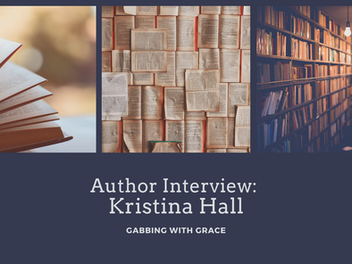 Author Interview: Kristina Hall