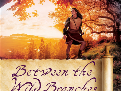 Review: Between the Wild Branches by Connilyn Cossette