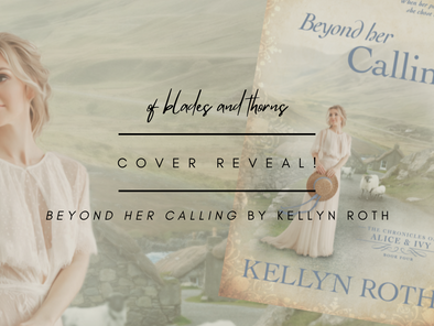 Cover Reveal: Beyond Her Calling by Kellyn Roth