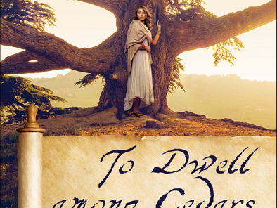 Review: To Dwell among Cedars by Connilyn Cossette