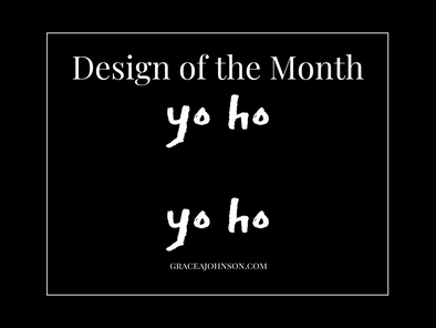 Design of the Month: Yo Ho