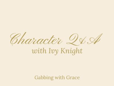 At Her Fingertips Blog Tour: Character Q&A: Ivy Knight