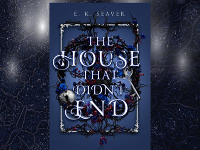 Cover Reveal: The House That Didn't End by E. K. Seaver
