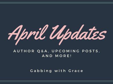 April Updates!
