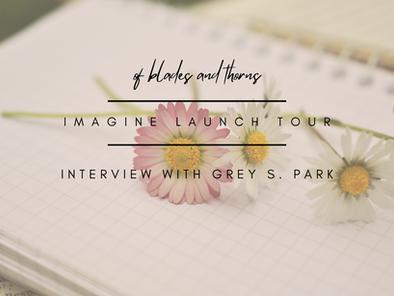 Interview with Grey S. Park (Imagine Launch Tour)