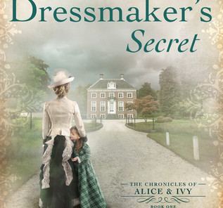 Review: The Dressmaker's Secret by Kellyn Roth