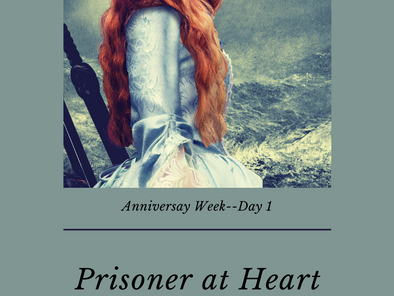 Prisoner at Heart 1st Anniversary Week! (Day 1: Quote Graphics)
