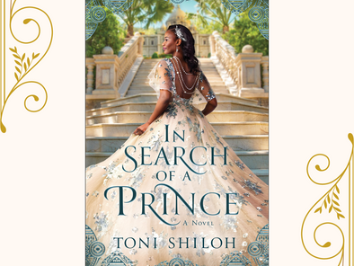 Cover Reveal: In Search of a Prince by Toni Shiloh
