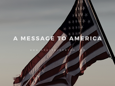 A Message to America