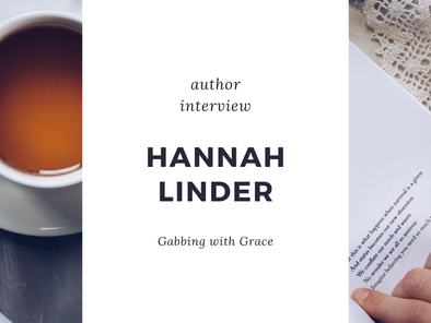 Author Interview: Hannah Linder