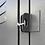 Thumbnail: Armário  para vestiário 6 portas grades