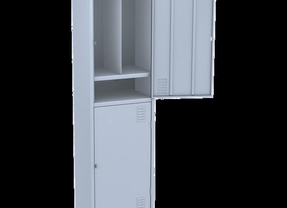 Armário Insalubre 2 portas c/ sap