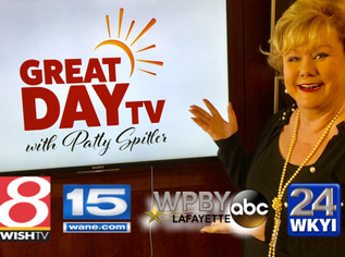 Great expansion plans for Patty Spitler's Great Day TV