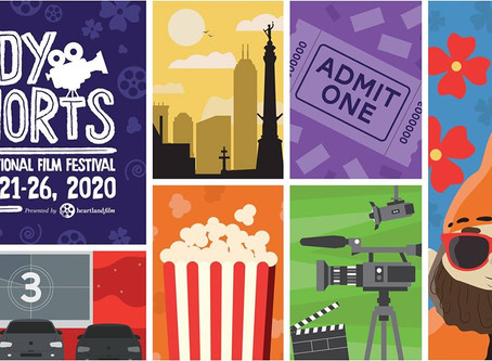WATCH: Patty previews Indy Shorts Film Festival