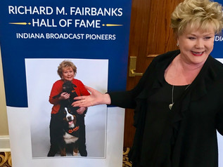 Hall of fame honors for Great Day TV host Patty Spitler!