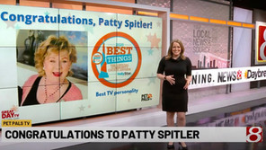 """Patty Spitler talks about her recent """"Best TV Personality"""" honor"""