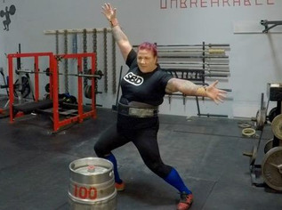 World's Strongest Woman