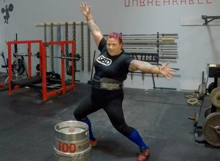 World's Strongest Woman