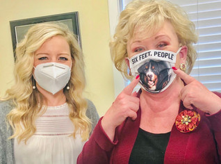 Masks create challenge for hearing impaired
