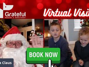 Your kids will love Virtual Santa visit