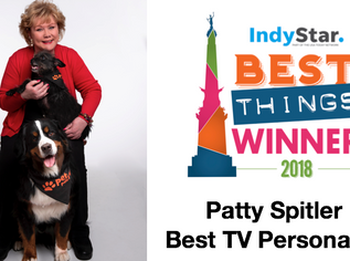 Patty Spitler named Best TV Personality in Indianapolis