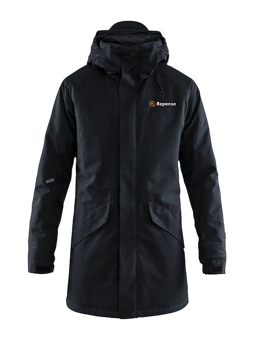 Mountain Padded Parka Dame