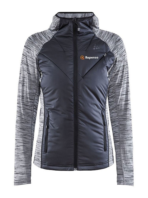 PolarLight Padded Midlayer Dame