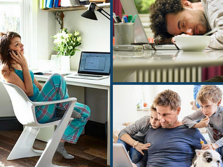 Take part in our quick homeworking survey...