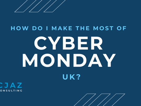 How to make the most of Cyber Monday UK?