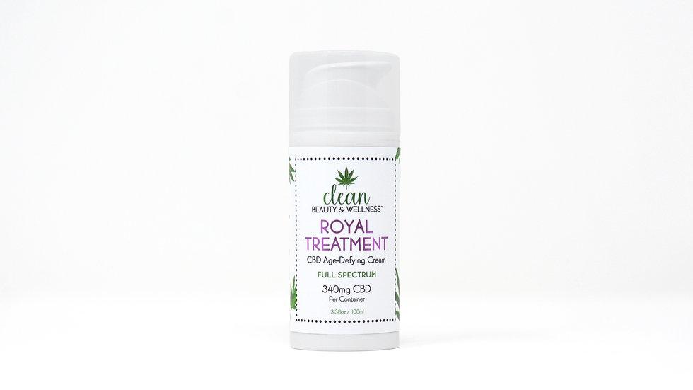 ROYAL TREATMENT - CBD Age-Defying Cream