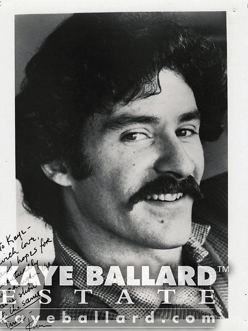 Kevin Kline signed photo