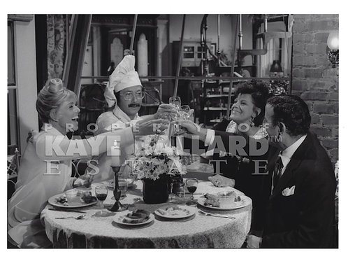"Scene from ""The Doris Day Show"""