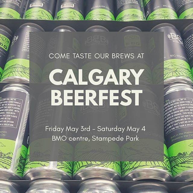 🍺__#calgarybeerfest #beerfest201