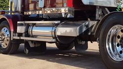 Polished Fuel Tanks