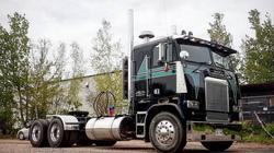 polished truck