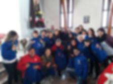 Voluntarios CAS Divina Providencia