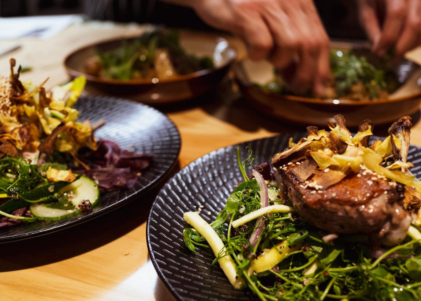 Restaurant Giusto (Nouvelle-Zélande)