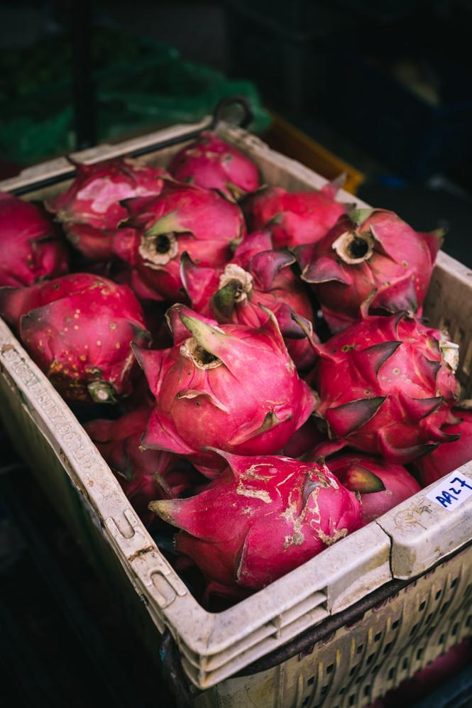 Fruits du dragon (Malaisie)