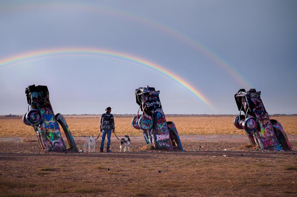 cadilac ranche rainbow def (1 van 1).JPG